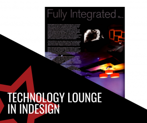 Technology Lounge In Indesign
