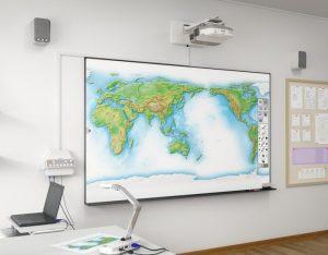 Epson Interactive Classroom