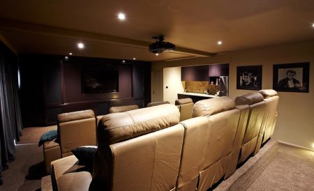 Home theatre installation Brisbane