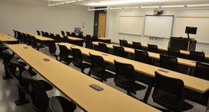 Interactive presentation Classroom