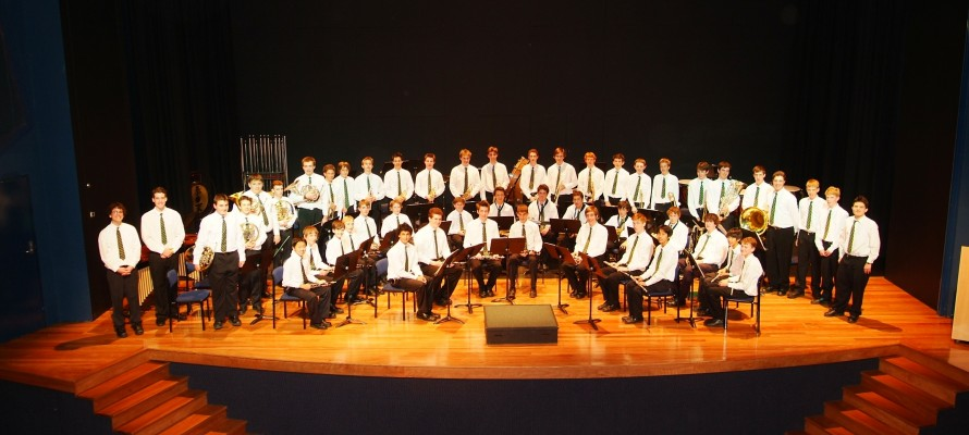 Aug Ctr Symphonic Band