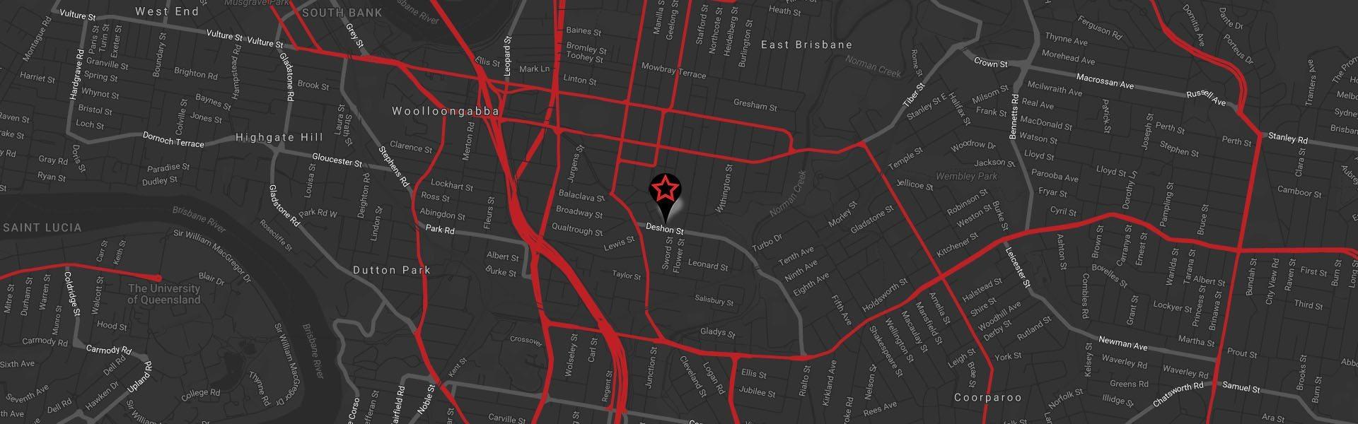 5thC Map