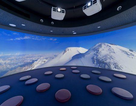 Immersive 360deg VR